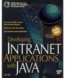 DEVELOPING Intranet Applications with Java