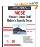 MCSE: Windows® 2000 Network Security Design - Study Guide