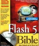 Flash 5 Bible