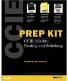 CCIE 350-001 Routing and Switching Prep Kit