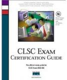 CLSC Exam Certification Guide