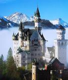 10 lâu đài đẹp nhất Châu Âu