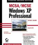 MCSA/MCSE: Windows ® XP Professional Study Guide