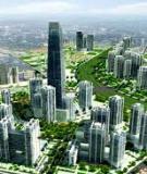 Luật Quy hoạch đô thị số 30/2009/QH12