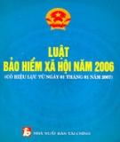Luật bảo hiểm xã hội năm 2006