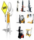 Danh mục các loại máy, thiết bị, vật tư có yêu cầu nghiêm ngặt về an toàn lao động
