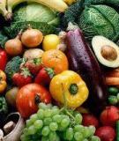 Cách chọn một số thực phẩm ngon