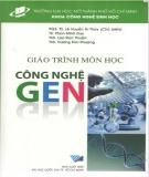 Giáo trình: Công nghệ gen trong nông nghiệp