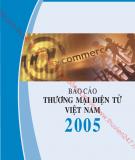 Báo cáo thương mại điện tử năm 2005