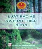 Luật Bảo vệ và phát triển rừng năm 2004