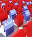 Tài liệu:Thị trường bất động sản