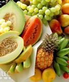 7 sai lầm khi làm đẹp với trái cây