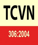 Tiêu chuẩn xây dựng Việt Nam TCXDVN 306:2004