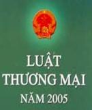 Luật thương mại năm 2005