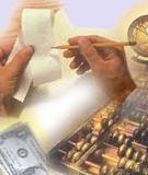 Bài tập Kế toán tài chính (Có đáp án)