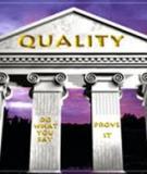 Chất lượng và đặc điểm của chất lượng