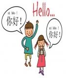 3000 câu giao tiếp Tiếng Trung hàng ngày