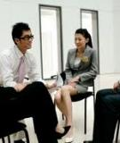 7 điều cần làm khi đi phỏng vấn ở công ty lớn
