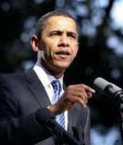 Diễn văn nhậm chức của ông Obama