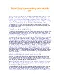 Trịnh Công Sơn và những cảm tác đầu đời
