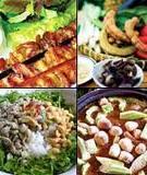 Vài nét về văn hoá ẩm thực Đông Bắc