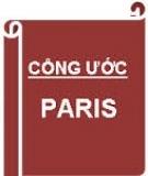 Công ước Paris về bảo hộ sở hữu công nghiệp