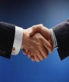 Tìm hiểu về Kỹ năng đàm phán