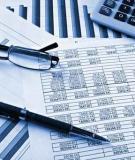 Chương 4: Kế toán tài chính