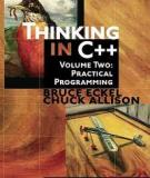 Thinking in C++ Second Edition