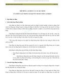 Hợp đồng lao động và các quy định của pháp luật về lao động