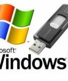 Cài đặt Windows XP từ ổ USB Flash
