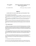 Thông tư số 103/2005/TT-BTC