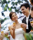 6 lưu ý khi làm đám cưới trong mùa hè