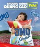 """Tiểu luận """"Phân tích hoạt động quảng cáo của bột giặt Omo để thấy được cặp phạm trù Nội dung hình thức"""""""
