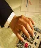 Tài liệu Mô tả công việc nhân viên kế toán công nợ