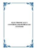 ELECTRONICALLY CONTROLLED HYDRAULIC SYSTEMS