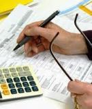Phân tích và đánh giá hoạt động tài chính doanh nghiệp
