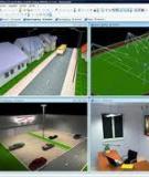 Hướng dẫn mô phỏng chiếu sáng trên phần mềm DIALUX V4.3