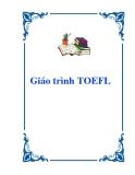 Giáo trình TOEFL - Nguyễn Hoàng Cương