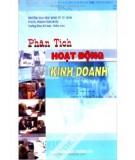 Phân tích hoạt động kinh doanh - GS.TS Bùi Xuân Phong