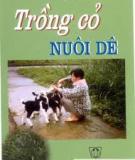 Ebook Trồng cỏ nuôi dê - PGS.TS. Nguyễn Thiện