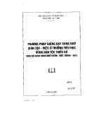 Phương pháp giảng dạy song ngữ ở các trường tiểu học vùng dân tộc thiểu số