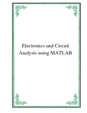 Electronics and Circuit Analysis using MATLAB - Chapter 12