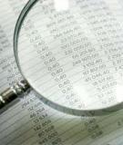 Khái niệm và vai trò của phân tích tài chính doanh nghiệp và thông tin sử dụng trong phân tích tài chính