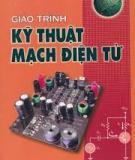 Giáo trình Kỹ thuật Mạch điện tử - Đào Thanh Toản