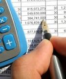 Bảng tài khoản kế toán