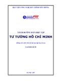 Sách học môn Tư tưởng Hồ Chí Minh