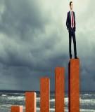 Chương 4: Phân tích tình hình tiêu thụ, lợi nhuận và lựa chọn phương án kinh doanh tối ưu