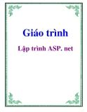 Giáo trình: Lập trình ASP. net