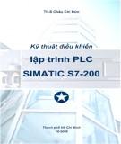 Kỹ thuật điều khiển Lập trình PLC_ SIMATIC S7-200